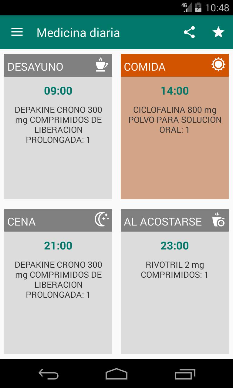 app pastillero semanal ormes